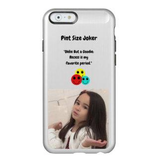 Coque iPhone 6 Incipio Feather® Shine Joker de taille de pinte : Le renfoncement est ma