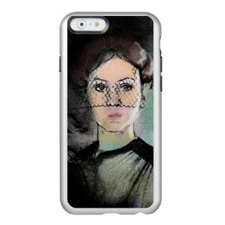 Coque iPhone 6 Incipio Feather® Shine Madame triste