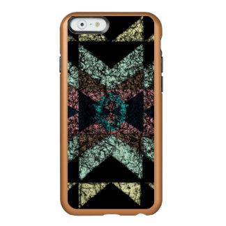 Coque iPhone 6 Incipio Feather® Shine Modèle tribal usé