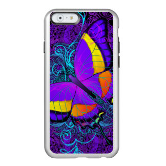 Coque iPhone 6 Incipio Feather® Shine Plaisir de papillon