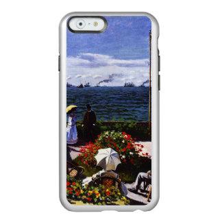 Coque iPhone 6 Incipio Feather® Shine Terrasse de Claude Monet-The chez Sainte-Adresse