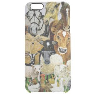 Coque iPhone 6 Plus Allsorts animal