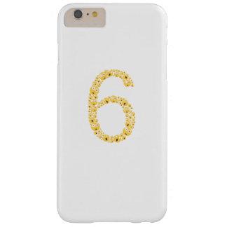 Coque iPhone 6 Plus Barely There 6ème Anniversaire Emoji 2011 drôle pour des filles
