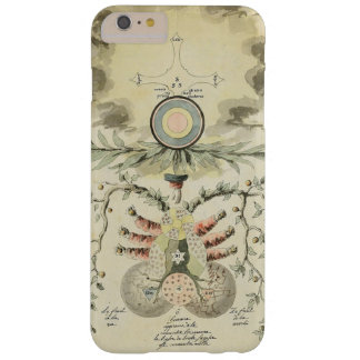 Coque iPhone 6 Plus Barely There Alchimie antique