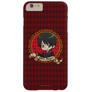 Coque iPhone 6 Plus Barely There Anime Harry Potter