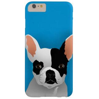 Coque iPhone 6 Plus Barely There Art de bouledogue - bouledogue français