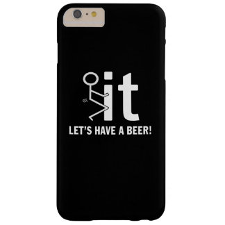 COQUE iPhone 6 PLUS BARELY THERE AYONS UNE BIÈRE