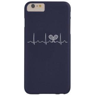 Coque iPhone 6 Plus Barely There Battement de coeur de tennis