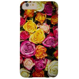 Coque iPhone 6 Plus Barely There Beau bouquet mélangé de roses