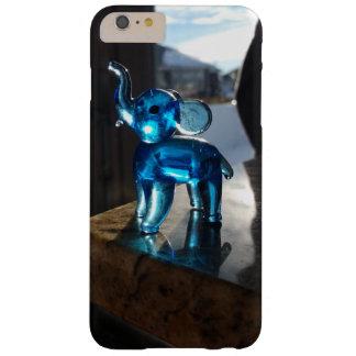 Coque iPhone 6 Plus Barely There Caisse bleue d'éléphant