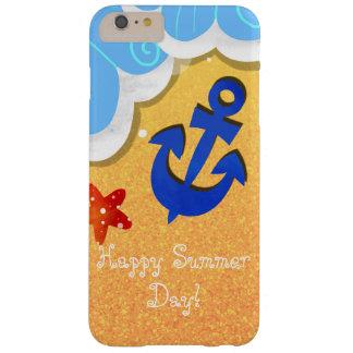 Coque iPhone 6 Plus Barely There Caisse de plage d'été