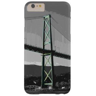 Coque iPhone 6 Plus Barely There caisse de pont en porte de lions d'iPhone