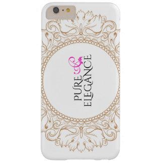 Coque iPhone 6 Plus Barely There Cas de l'iPhone 7 de Pure&Elegance
