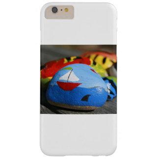 Coque iPhone 6 Plus Barely There Cas de téléphone portable - tableau peint de marin