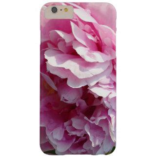 Coque iPhone 6 Plus Barely There Cas plus de l'iPhone 6 roses de pivoine