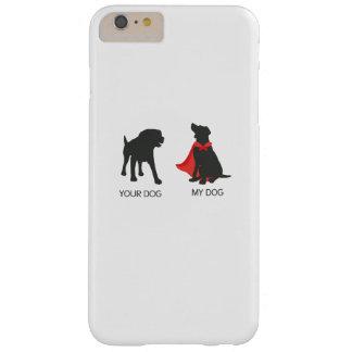 Coque iPhone 6 Plus Barely There Chien superbe drôle d'amour votre chien mon animal