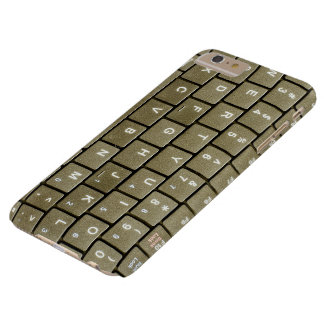 Coque iPhone 6 Plus Barely There Clavier