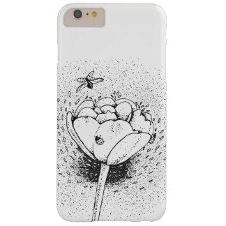 Coque iPhone 6 Plus Barely There Coccinelles et cas de tulipes