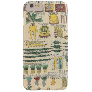 Coque iPhone 6 Plus Barely There Codex Mendoza