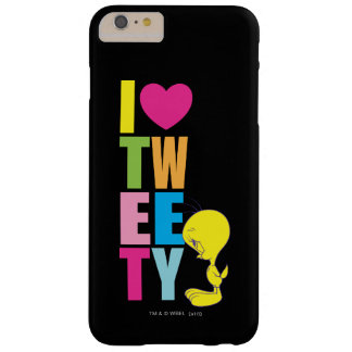 Coque iPhone 6 Plus Barely There Coeur Tweety de Tweety I