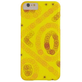 Coque iPhone 6 Plus Barely There Conception de style bohème jaune