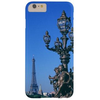 Coque iPhone 6 Plus Barely There Courrier de lampe sur le pont de Pont Alexandre