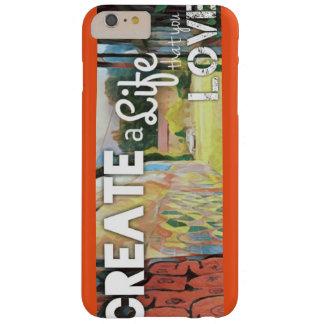 Coque iPhone 6 Plus Barely There Créez une vie où vous aimez