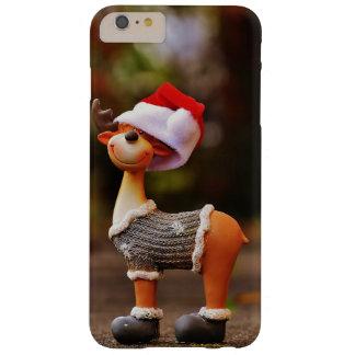 Coque iPhone 6 Plus Barely There Décorations de renne - renne de Noël
