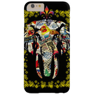 Coque iPhone 6 Plus Barely There éléphant