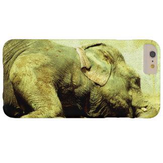 Coque iPhone 6 Plus Barely There Éléphant asiatique - cas plus de l'iPhone 6