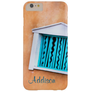 Coque iPhone 6 Plus Barely There Fenêtre de turquoise