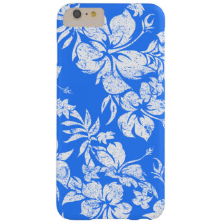 Coque iPhone 6 Plus Barely There Floral hawaïen de Pareau de ketmie