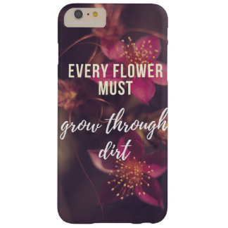 Coque iPhone 6 Plus Barely There Flowers