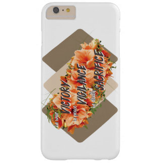 Coque iPhone 6 Plus Barely There Gardiens gris Motto