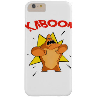 Coque iPhone 6 Plus Barely There Gorille