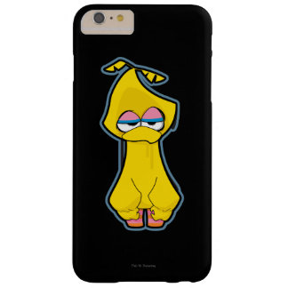 Coque iPhone 6 Plus Barely There Grand zombi d'oiseau