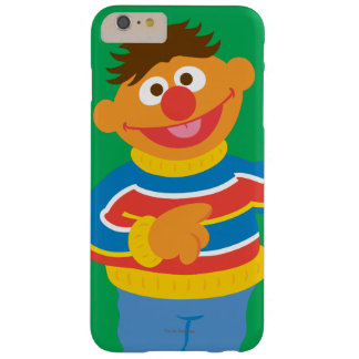 Coque iPhone 6 Plus Barely There Graphique d'Ernie