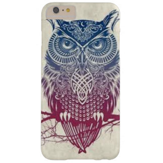 Coque iPhone 6 Plus Barely There Hibou