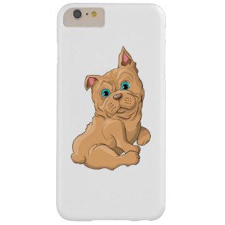 Coque iPhone 6 Plus Barely There Illustration d'un bouledogue français de chien