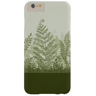 Coque iPhone 6 Plus Barely There iPhone botanique 6/6s d'illustration de plante