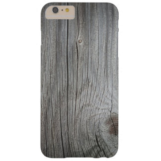 Coque iPhone 6 Plus Barely There iPhone texturisé en bois vintage 6/6s plus le cas