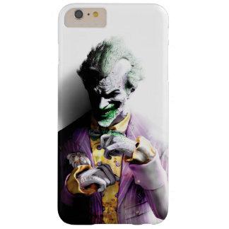 Coque iPhone 6 Plus Barely There Joker de la ville | de Batman Arkham