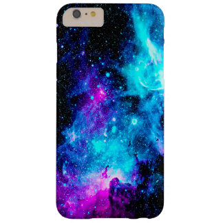 Coque iPhone 6 Plus Barely There La galaxie de nébuleuse tient le premier rôle le