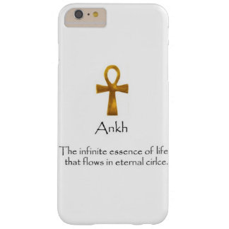 Coque iPhone 6 Plus Barely There La vie d'Ankh
