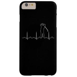 Coque iPhone 6 Plus Barely There Le battement de coeur du golfeur