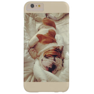 Coque iPhone 6 Plus Barely There Le bouledogue français
