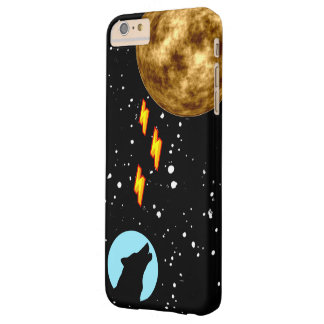 Coque iPhone 6 Plus Barely There Loup puissant de lune