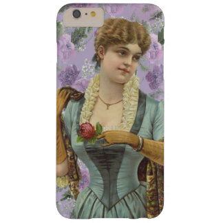 Coque iPhone 6 Plus Barely There Madame vintage Phone Case d'Edwardian