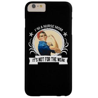 Coque iPhone 6 Plus Barely There Maman d'infirmière - pas pour le faible
