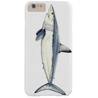 Coque iPhone 6 Plus Barely There Marrajo - Isurus oxyrinchus-Funda carcasse de